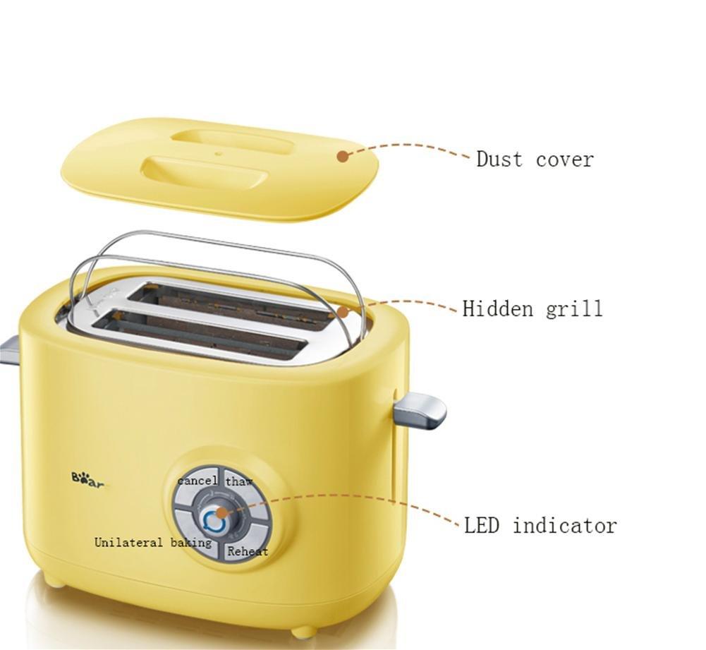 LVRXJP6 Panificadoras tostadora de la máquina de Moda Duradera ...