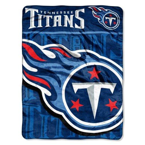 Northwest Tennessee Titans Gridiron Fleece Throw ()