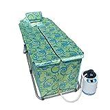 Sunhai& Adult Folding Bath Tub, Bathing Bath Children's Bath Tub ( Color : B )