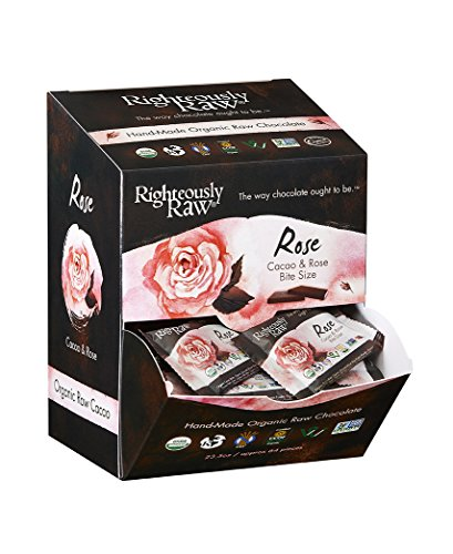Righteously Raw Rose Bites (32 Units)
