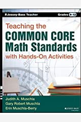 Teaching the Common Core Math Standards with Hands-On Activities, Grades 9-12 Kindle Edition