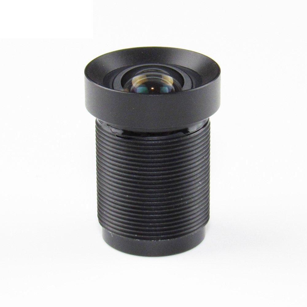 4K 10Megapixel Action Camera Lens 4.35mm M12 1/2.3'' IR Filter 72D for Camera DJI Phantom Drones UAVS by GYXTECH