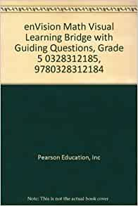 enVision Math Visual Learning Bridge with Guiding ...