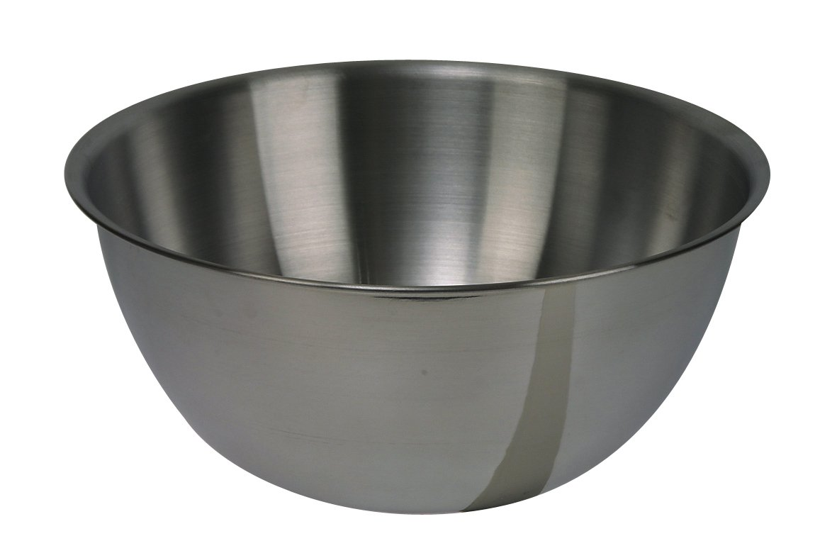 Dexam Stainless Steel mixing bowl, 10 Litre 17830428 kitchen accessories
