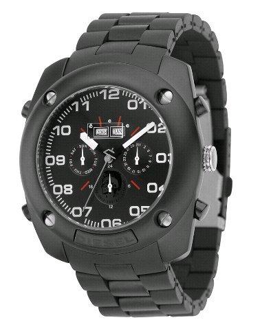 Diesel Men's Black Stainless Steel Automatic Watch #DZ9033