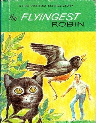 The Flyingest Robin