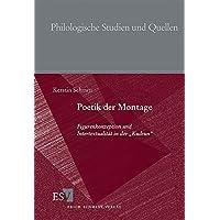 """Poetik der Montage: Figurenkonzeption und Intertextualität in der """"Kudrun"""" (Philologische Studien und Quellen (PhSt), Band 174)"""