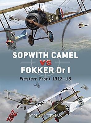Sopwith Camel vs Fokker Dr I: Western Front 1917–18 (Duel)