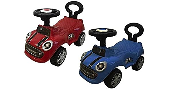 Infant Planet Coche CORREPASILLOS Ride ON Car Surtido: Amazon.es ...