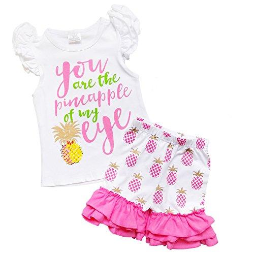 So Sydney Girls Toddler 2 Pc Novelty Summer