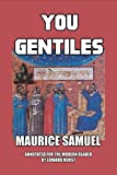 Book cover from You Gentiles by Maurice Samuel