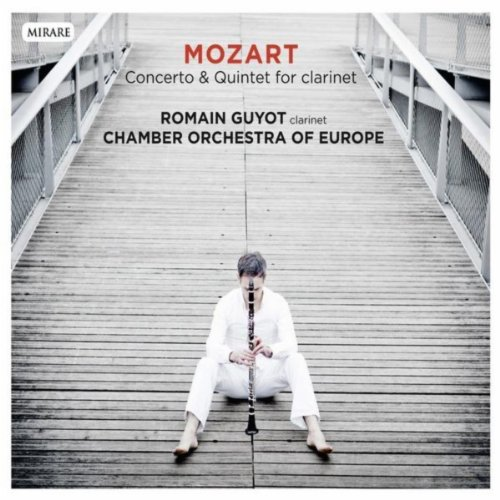 Mozart concerto quintet for clarinet by romain guyot for Chamber orchestra of europe