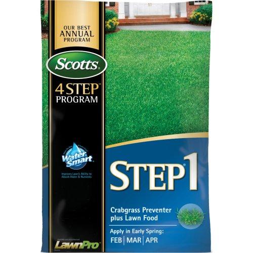 Lawn Pro Step1 Crabgrass Preventer Plus Fertilizer