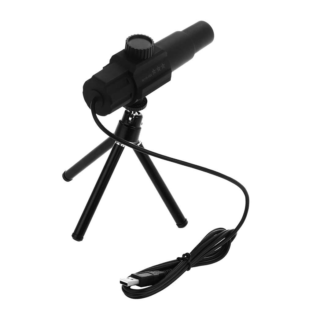 MagiDeal Smart Digital USB Telescope 70x Zoom 2MP Camera Video Monitoring Tripod