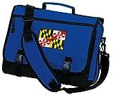 Maryland Laptop Bag Maryland Flag Messenger Bags