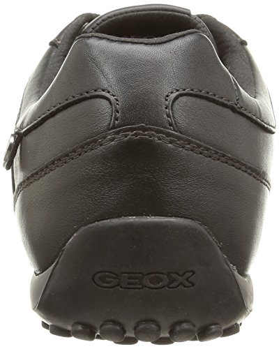 Geox U Snake B, Men's Low-Top Sneakers Black (C9999)