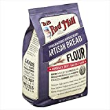 Artisan Bread Flour 5 Pounds (Case of 4)