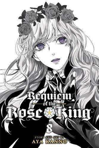 Requiem of the Rose King, Vol. 8