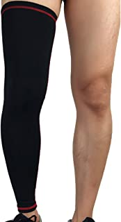 Provide The Best Récupération Compression Leg Sleeves Football Cyclisme Strech Jambe Genou Protecteur Bas