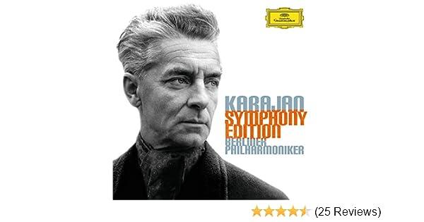 Karajan symphony edition by herbert von karajan   28947780052.