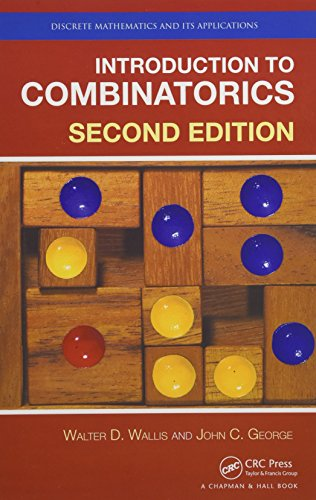 Introduction to Combinatorics (Discrete Mathematics and Its Applications) (Discrete Mathematics And Its Applications 5th Edition)