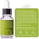 Niacinamide 10% + Zinc 1% Serum for Face - Pore