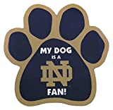 My Dog is a Notre Dame Fan! Paw Magnet Review