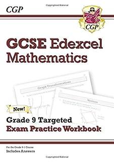 Edexcel GCSE Maths Achieve Grade 7-9 Workbook (Collins GCSE Maths
