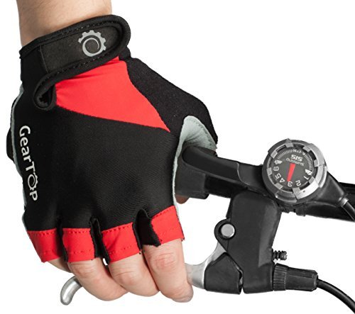 monster cycling gloves - 9