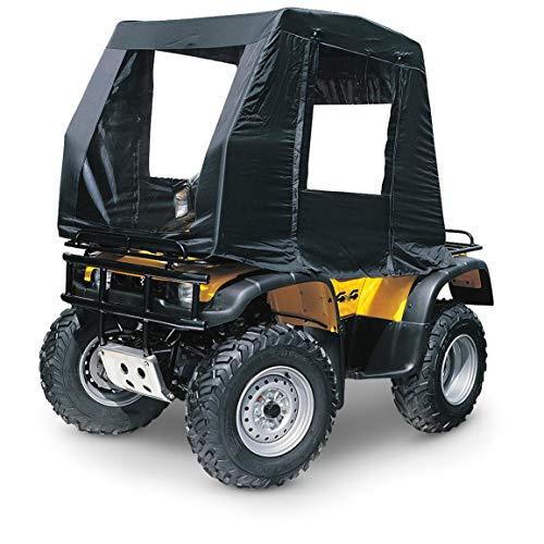 Enclosure Cabin Black Atv (Guide Gear ATV Cab Enclosure, Black)