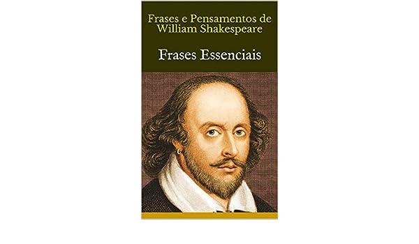 Amazoncom Frases E Pensamentos De William Shakespeare