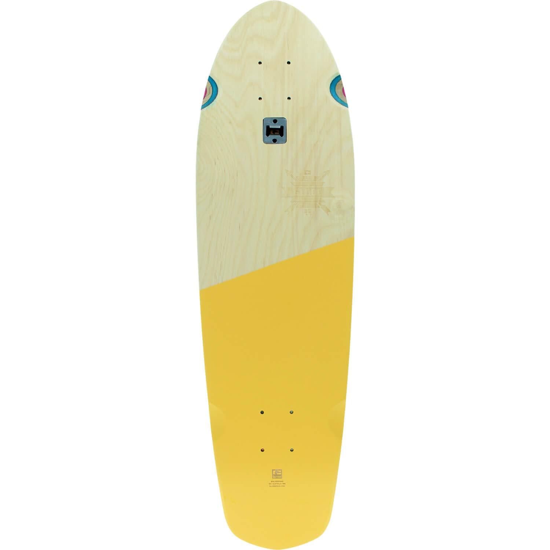Globe Big Blazer Splash House Longboard Skateboard Big Deck Globe - Longboard 9.25 x 32 by Globe B01HV2CJ4E, 最安値挑戦!:46047624 --- m2cweb.com