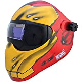 Save Phace 3012503 I Series Iron Man Auto Darkening Welding Helmet