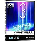 UVI Vintage Vault 3 アルティメイトビンテージシンセコレクション【ダウンロード製品/国内正規品】