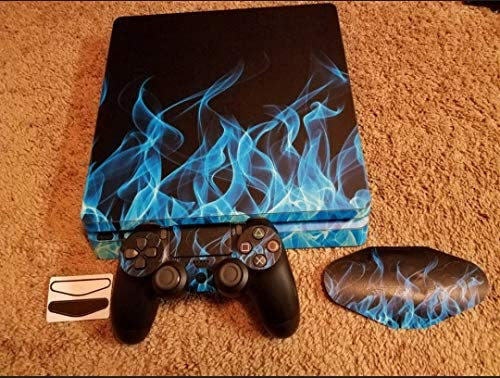 Ps4 Slim Full Body Skin Sticker Decal For Playstation 4 Manual Guide