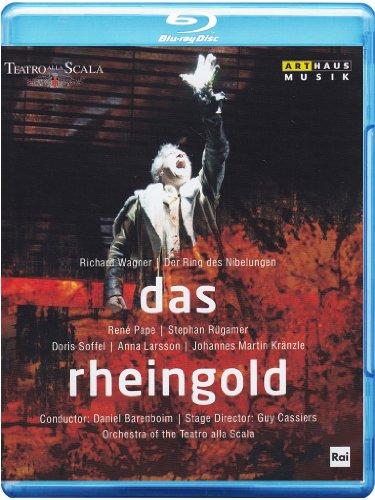 Blu-ray : Daniel Barenboim - Das Rheingold (Blu-ray)