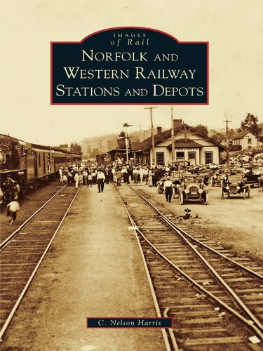 Railroad Depot Station - 1