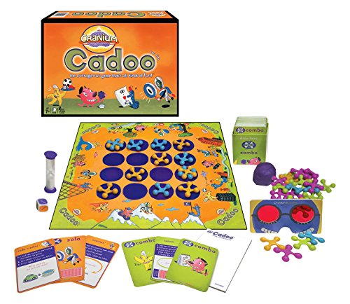 Winning Moves Cranium Cadoo Board Game