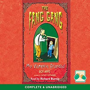 The Fang Gang Audiobook
