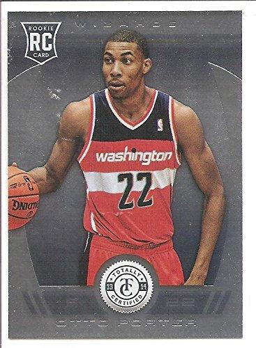 Otto Porter Washington Wizards 2013-14 Panini Totally Certified Rookie Basketball Card #248