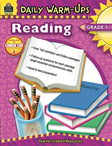 Daily Warm-Ups: Reading, Grade -
