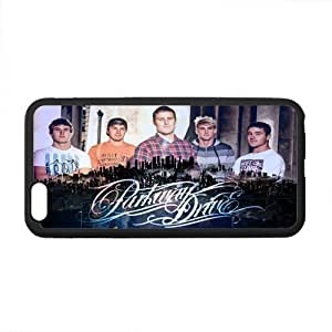 Custom Parkway Drive Band Phone Case Laser Technology for iPhone 6 Plus Designed by HnW Accessories