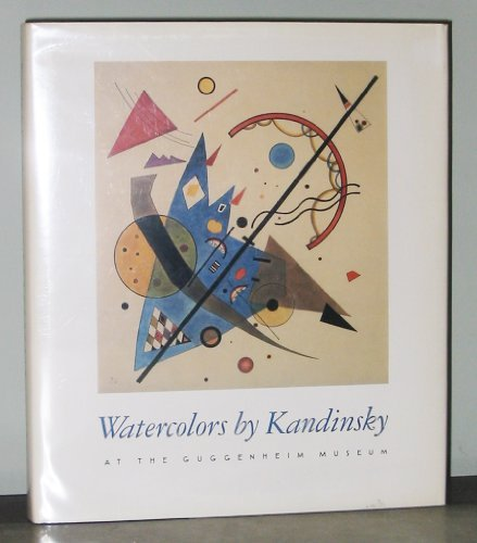 Watercolors by Kandinsky at the Guggenheim Museum