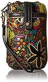 Sakroots Artist Circle Smartphone Wristlet Convertible Cross Body Bag, Rainbow Spirit Desert, One Size