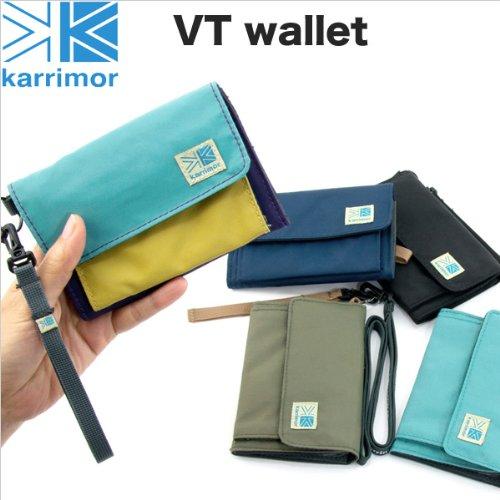 カリマー 三つ折り財布 画像12