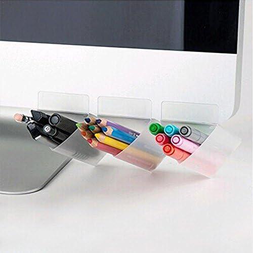 Monitor Aufbewahrung Stationery, Kreativ DIY Bildschirm Stiftehalter Stift Zubehör Taschen Schreibtisch Organisatoren Behälter Aufbewahrung bags-5pcs