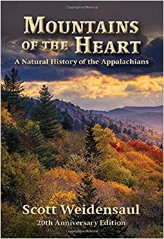 Book Mountains of the Heart: A Natural History of the Appalachians