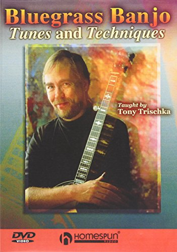 Tunes Bluegrass (DVD-Bluegrass Banjo-Tunes and Techniques)