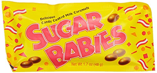 Sugar Babies, 1.70-Ounces (Pack of 24)