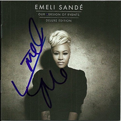 Emeli Sande signed Our Version of Events - Cd Events